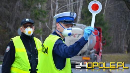 Powiedział policjantom że jest chory na koronawirusa....okazał się pijany