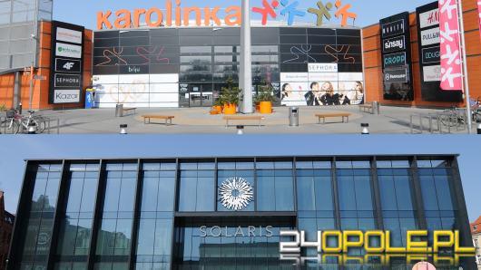 Opolskie centra handlowe pomagają. Karolinka i Solaris razem wspierają opolską Służbę Zdrowia