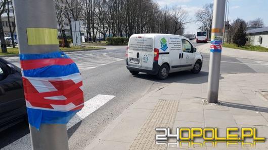 Przeprogramowano światła przy przejściach dla pieszych w Opolu