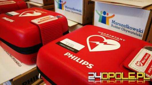 Sprzęt ratujący życie trafi do kluczborskiej straży w ramach Marszałkowskiego Budżetu Obywatelskiego