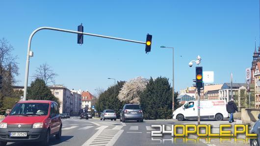 Uwaga! Wyłączona jest sygnalizacja na przejściach dla pieszych w Opolu