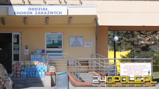 Koronawirus. 23 kolejne ofiary śmiertelne 205 nowych zakażeń