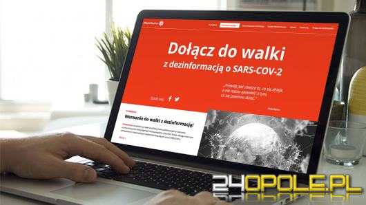 Startuje #FakeHunter - system do walki z infodemią