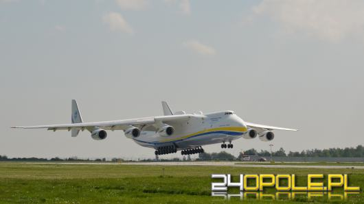 Na Lotnisku Chopina we wtorek ma wylądować największy samolot świata ze sprzętem medycznym