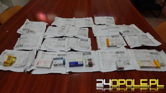Sterydy anaboliczne w 18 przesyłkach pocztowych
