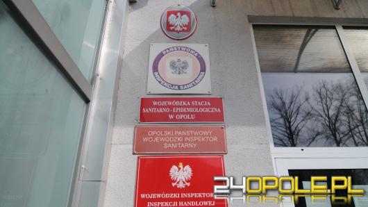 Zmarła 84-latka hospitalizowana w Kędzierzynie-Koźlu. Jest też 8 nowych zakażeń