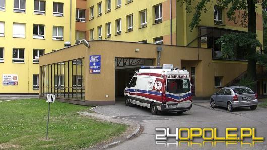 Koronawirus: Szpitalny Oddział Ratunkowy w Brzegu zamknięty