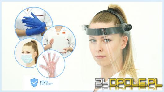Rękawiczki nitrylowe, medyczne maseczki ochronne, płyny dezynfekujące w Opolu - 24h!