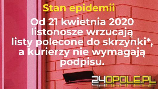 Od dziś Poczta Polska polecone doręcza do skrzynki