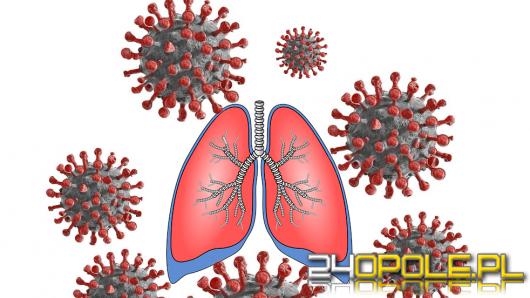 Chiny - badanie: koronawirus może ukrywać się głęboko w płucach