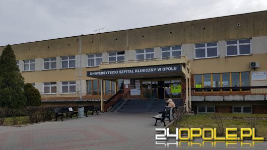Zakażony koronawirusem jest 12-latek z Oddziału Pediatrii USK w Opolu. Szpital wstrzymał przyjęcia
