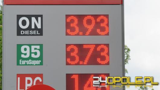 Paliwo coraz tańsze, diesel poniżej 4 zł