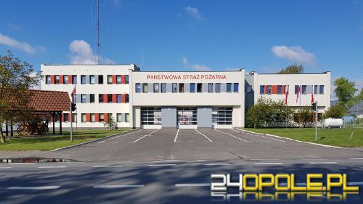 Strażacy z Komendy Miejskiej Straży Pożarnej w Opolu odizolowani. Czekają na wyniki testu