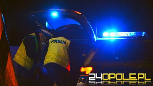 Nietrzeźwy kierowca uciekał przed policjantami