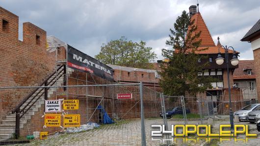 Mury obronne przy ulicy Księdza Stefana Baldego zostaną wyremontowane