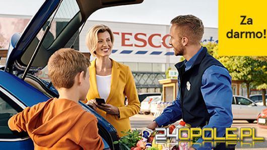 Wypróbuj usługę Zamów+Odbierz na stronie Tesco E-zakupy.