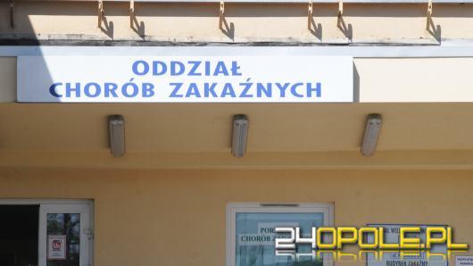 Koronawirus: w szpitalu w Strzelcach Opolskich zmarł 66-letni mężczyzna
