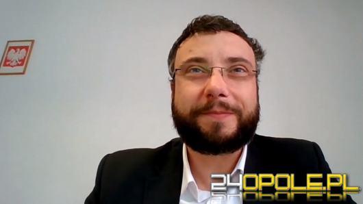 Roland Wrzeciono - na przedsiębiorców czeka bezpłatna pomoc prawna