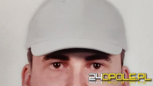 """Policjanci z Brzegu poszukują mężczyzny podejrzanego o oszustwo metodą na """"wnuczka"""""""