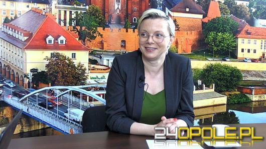 Katarzyna Kownacka - do końca maja czekamy na chętnych do programu mentoringowego