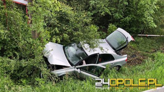 Niebezpiecznie na drogach na Opolszczyźnie