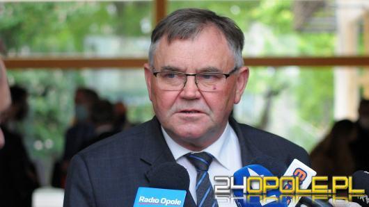Antoni Konopka zastąpi Stanisława Rakoczego na stanowisku członka zarządu Województwa Opolskiego