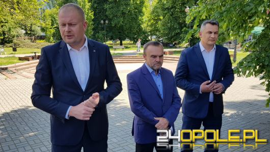 Posłowie Koalicji Obywatelskiej punktują niespełnione obietnice Andrzeja Dudy