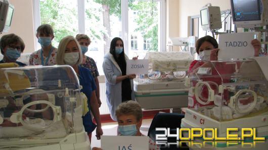 W szpitalu ginekologicznym w Opolu urodziły się trojaczki. To pierwszy taki poród w tym roku