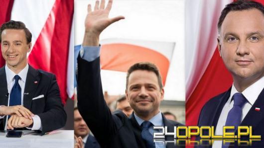 Andrzej Duda, Rafał Trzaskowski i Krzysztof Bosak odwiedzą Opole w weekend