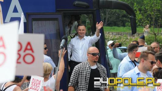 Wizyta prezydencka w Opolu. Andrzej Duda zadeklarował, że w Opolu powstanie kolejny SOR