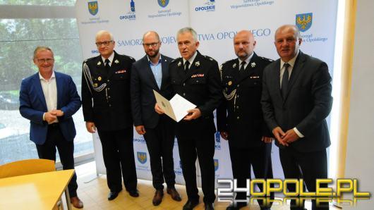 Strażacy Ochotnicy z kolejnym wsparciem. Przekazano 2,6 mln złotych na zakup sprzętu