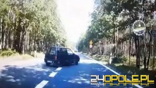 Obywatelskie zatrzymanie pijanego kierowcy na DK45