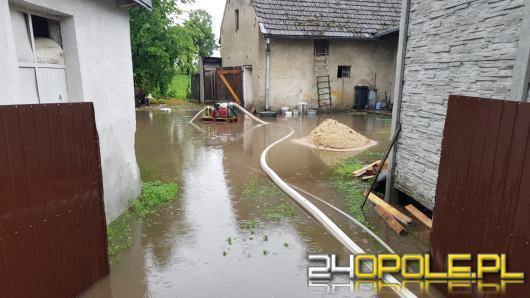 Niekorzystne prognozy dla regionu nie odpuszczają. Deszcz będzie padał kilka dni