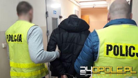 21-latek zatrzymany za kradzieże i narkotyki