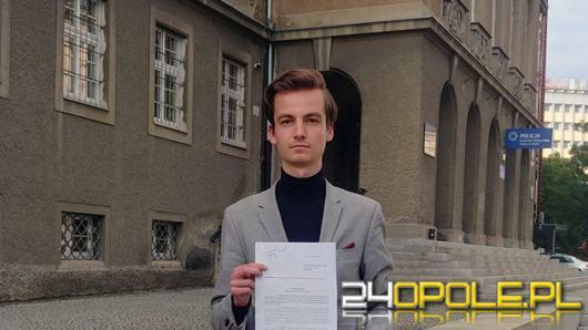 Przemoc wobec broniącej klimatu młodzieży zgłoszona na Policję. Zarzuty wobec wyborców PiS