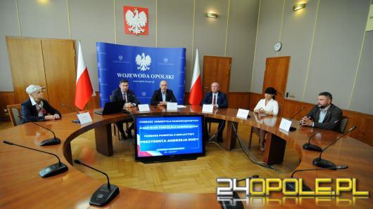Ponad 140 mln zł dla gmin w ramach wsparcia z Rządowego Funduszu Inwestycji Samorządowych