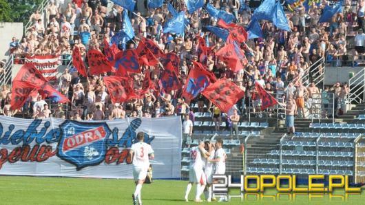 Świetny mecz Odry Opole!