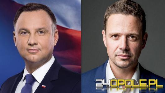 Sondażowe wyniki: Andrzej Duda wygrywa I turę