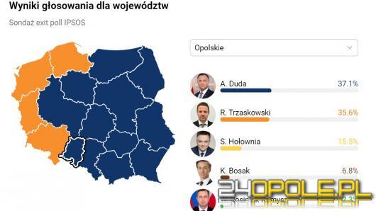 Opolskie: jak głosowaliśmy?