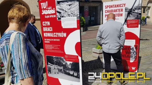 """Instytut Pamięci Narodowej rozpoczął obchody 40. rocznicy powstania """"Solidarności"""""""