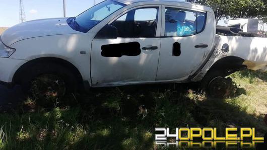 Wypadek na Krajowej 94 w Suchodańcu