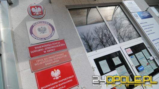 Ministerstwo Zdrowia: 371 nowych przypadków zakażenia, 7 na Opolszczyźnie