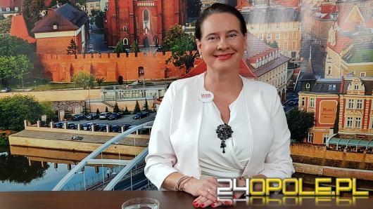 Violetta Porowska - wybory na Opolszczyźnie wygra prezydent Andrzej Duda