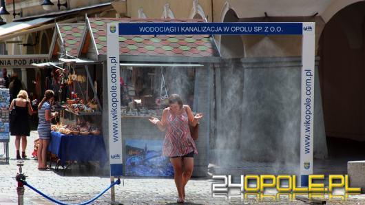 Nie będzie kurtyn wodnych w Opolu. Niosą ryzyko zakażenia koronawirusem