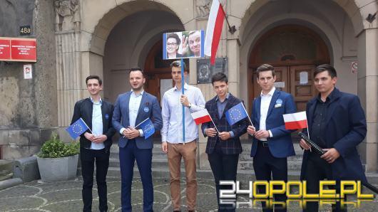 Młodzieżówki polityczne wsparły Rafała Trzaskowskiego