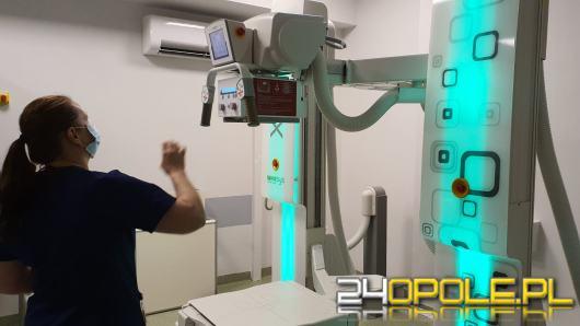 Otwarcie nowej pracowni rentgenowskiej Opolskiego Centrum Onkologii