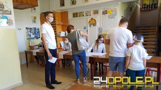 Państwowa Komisja Wyborcza podała pierwszą frekwencję