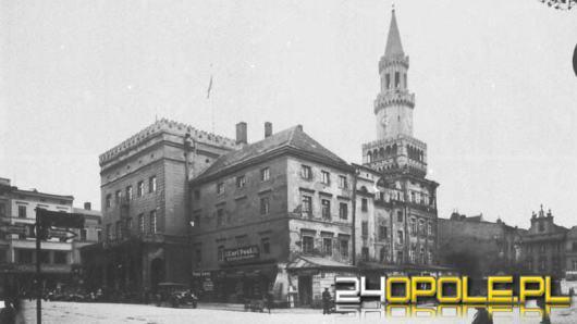 Karta z historii Opola- 15 lipca runęła wieża
