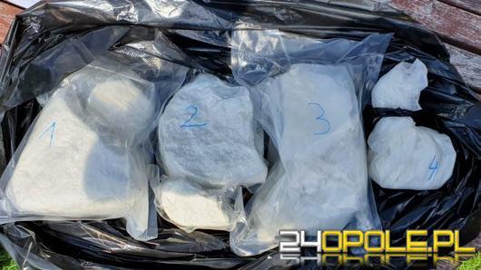 32-latek miał blisko 3 kg amfetaminy i amunicję. Trafił do aresztu