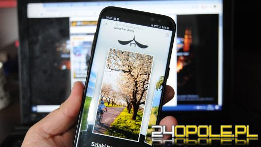 Aplikacje do zwiedzania parków krajobrazowych na Opolszczyźnie